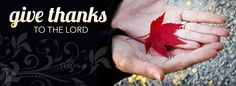 Download Give Thanks - Christian Facebook Cover & Banner