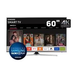 "Smart TV LED 60"" Ultra HD 4K Samsung 60JS7200 c..."