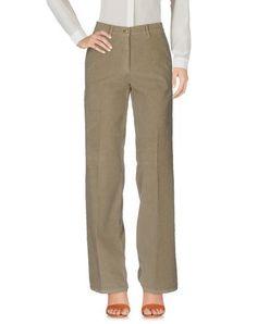 INCOTEX Women's Casual pants Khaki 2 US