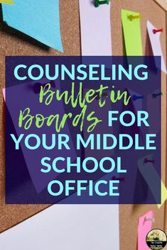 Counseling bulletin boards for your middle school office middle school counseling, school counselor, career Middle School Counseling, Middle School Reading, School Counselor, Counselor Bulletin Boards, School Bulletin Boards, Inspirational Bulletin Boards, High School, School Office, Education Quotes For Teachers