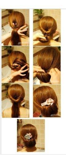 Cele Mai Bune 22 Imagini Din Coafuri Simple Hair Down Hairstyles