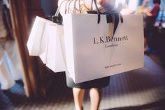 L.K. Bennett fundraising event at Hotel du Vin, Glasgow for #wef13