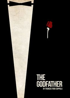 The Godfather alternative poster