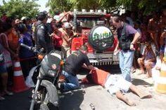 RN - Acidente com vitima fatal da cidade de Macau