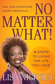 Lisa Nichols Books We Like - http://www.creativevisualizationreviews.com/lisa-nichols/lisa-nichols-books/