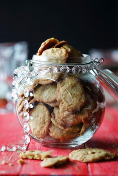 Kermakarkkicookiet Finnish Recipes, Sweet Bakery, No Bake Cookies, Baking Cookies, Desert Recipes, Cinnamon Rolls, Christmas Cookies, Cookie Recipes, Sweet Tooth