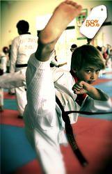 INSCRIPCIÓN A CLASES DE TAEKWONDO La Academia Mexicana de #Taekwondo #YingKungYe te invita a aprender y a divertirte en sus clases de #Taekwondo, Disfruta de un 58% de descuento comprando en  #Kivitas®  esta #oferta incluye: -Inscripción -Primer Mensualidad -Uniforme [Dobock Compelto] ¿Tienes dudas? sigue este link youtu.be/emX8eIRAhS0 Y adquiere esta oferta en #KIVITAS www.kivitas.com ..una Nueva forma de compra