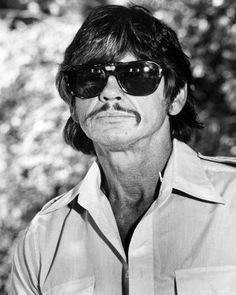Charles Bronson......If you like authentic Ray ban and Oakley Sunglasses,please visit http://www.ing-gni.com