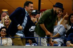 WATCH: Justin Timberlake and Jimmy Fallon Do Beyoncé's 'Single Ladies' at U.S. Open
