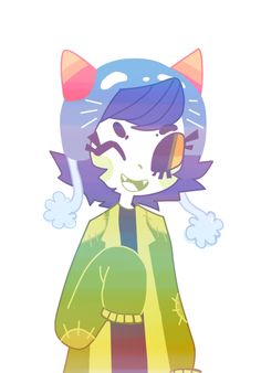 Nepeta is so cute it hurts. :3