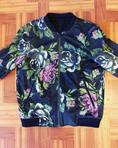 #LuLuLemon #Jacket #floral   Size S   Retail $118   Our Price $48! Call for more info (781)449-2500. #FreeShipping #ShopConsignment  #ClosetExchangeNeedham #ShopLocal #DesignerDeals #Resale #Luxury #Thrift #Fashionista