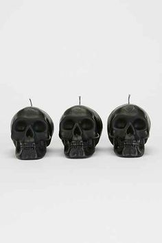 Skull Candle Set-Urban Outfitters