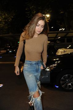 Gigi Hadid Daily                                                                                                                                                                                 More