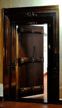 28 ideas for rustic front door entryway entrance House Main Door Design, Main Entrance Door Design, Wooden Front Door Design, Pooja Room Door Design, Entrance Doors, Wooden Doors, Door Entryway, Entrance Ideas, Door Ideas