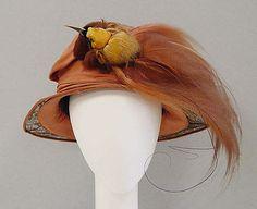 Hat - 1910s - The Metropolitan Museum of Art