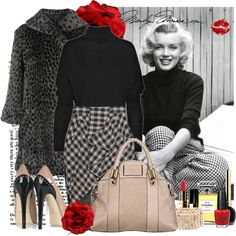"""Some Like It Hot"" by crazydita on Polyvore"