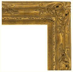"""S-770-100-G (width 4 3/4"""") Gold French Sweep"""