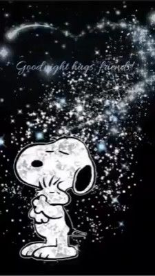 Good Night Love Images, Cute Good Night, Good Night Gif, Good Night Sweet Dreams, Good Night Image, Snoopy Images, Snoopy Pictures, Good Night Friends, Good Night Wishes