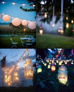 verlichting Light up your garden!
