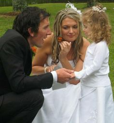 Children In Wedding Party Love To Be Involved The Erfly Release