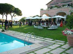 Scenari suggestivi per un matrimonio da favola grazie al #cateringroma della #maan #locationmatrimonio #villematrimonio