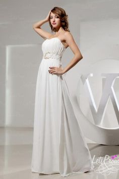 Empire Sweetheart Draped Floor-Length Prom Dress Only US$136.77 + Free Shipping + Cash Back
