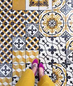 "I Have This Thing With Floors on Instagram: "" Regram @splendid_rags #ihavethisthingwithfloors"""