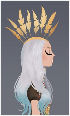 Lady Gaga. Adrián Valencai