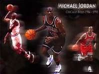 African American male athlete: Michael Jeffrey Jordan (born February 17, 1963). http://en.wikipedia.org/wiki/Michael_Jordan