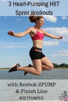 3 heart-pumping hiit sprint workouts