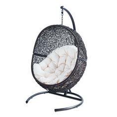 Brown armchair - Cocon