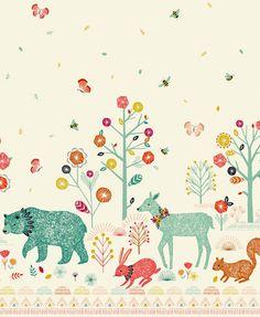 print & pattern: NEW FABRICS - dashwood studio
