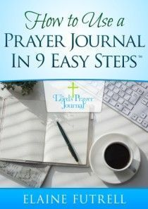 How do you use a #Prayer Journal? Our FREE guide
