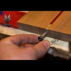 Fitting the truss rod nice perfect snug fit... http://ift.tt/1g2ybgK  #guitars #guitare #luthier #guitarlife #guitargear #guitarporn #hufschmid #guitariste #lutherie #guitarmaker #handmade #swissmade #highendguitars #luthiery #switzerland #guitartech #guitargasm #handmadeguitars #guitarporn #luthiers #woodwork #madeinswitzerland #woodporn #electricguitar #woodworking #montreux #guitarbuilding #lutherie #luthierlife # # de patrickhufschmid