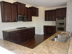 Wyoming Cherry Bordeaux Square Kitchen Timberlake Cabinetry Our Portfolio Select Cabinets