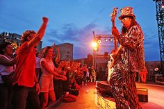 Bootsy Collins and The Funk Unity Band @ Fiest'A Sète 2014