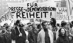 Demonstration am 4. November 1989
