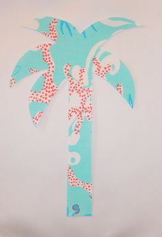 New custom Made To Order Palm Tree Pillow made with by jlmyakima, $32.00