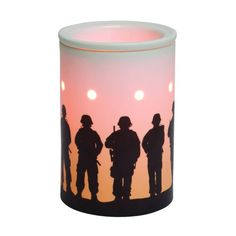Our new Charitable Warmer. Service and Sacrifice