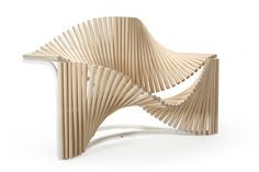 Inspired by the literary work of Paulo Coelho, the Animada chair is the sculptural genius of designer Eduardo Benamor Duarte that channels the animistic belief that Balcony Table And Chairs, Cafe Chairs, Room Chairs, Canapé Design, Yanko Design, Modern Furniture, Furniture Design, Chair Design Wooden, Most Comfortable Office Chair