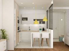 Amazing Small Kitchen Ideas For Small Space 11