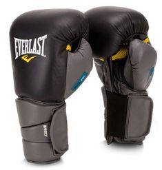 27ab96ed6 Sponsored(eBay) EVERLAST PROTEX 3 EverGEL BOXING GLOVES! 14oz! HOOK   LOOP