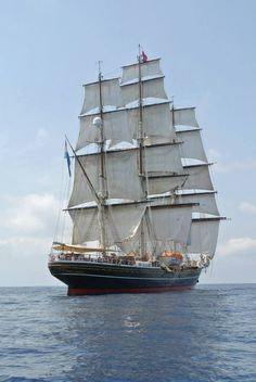 #Ships - City of Amsterdam, tall ship