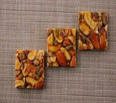 Dry Fruit Chikki 5 pieces at Rs.100 online in India.