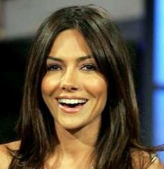 Vanessa Marcil. I have loved her since she first started on GH. So gorgeous, and I have always envied her hair.