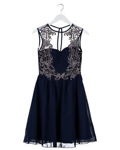 Prom dress short navy Little Mistress Cocktailkleid / festliches Kleid