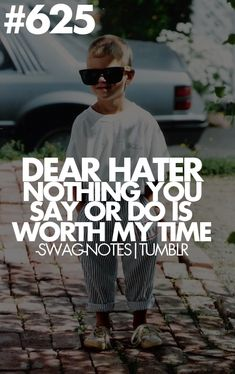 i DESPISE your haters because i know all of them are jealous of your beautiful mind body soul face etc.. even some of ur friends (just sayin, from what i see/saw) and i love how u stay strong and make them even more mad lol