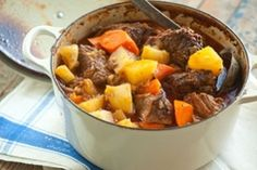 Beef Pot Roast // Easier to prepare than you think and a FABULOUS one-dish dinner!