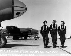 Women Airforce Service Pilots [Credit: U. Air Force photo] Britannica Women Airforce Service Pilots Three Women Airforce Service Pilots (WASP) walking on the flight line at Laredo Army Airfield in Laredo, Texas, c.