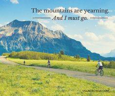 Find your calling.. #adventureisoutthere #bikes #inspiration #biketrip